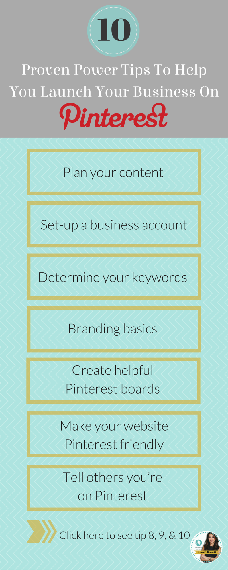 Regardless of the type of business you are in, if you can find a way to leverage Pinterest into your marketing mix you should. Learn 10 time saving tips to avoid the most common Pinterest marketing mistakes http://www.whiteglovesocialmedia.com/how-to-launch-a-business-on-pinterest-10-power-tips/ | Pinterest for Business Tips by Pinterest Marketing Expert Anna Bennett