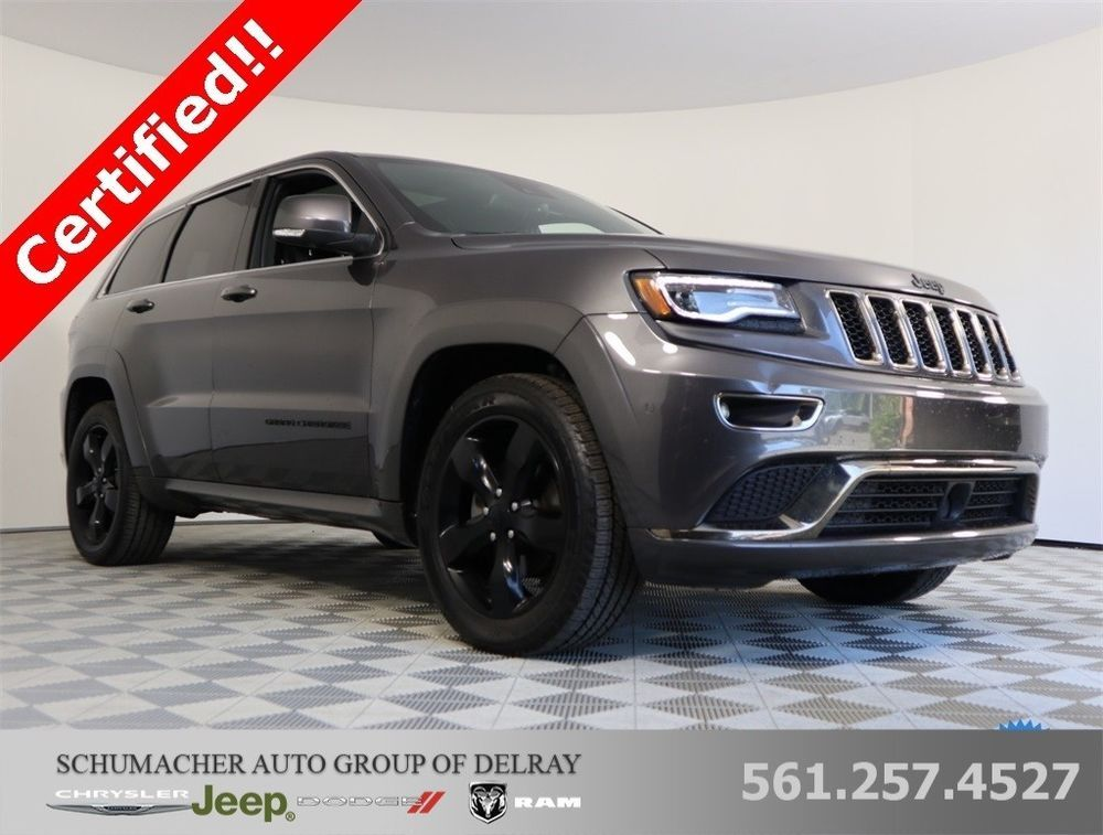 eBay 2016 Grand Cherokee High Altitude 2016 Grand
