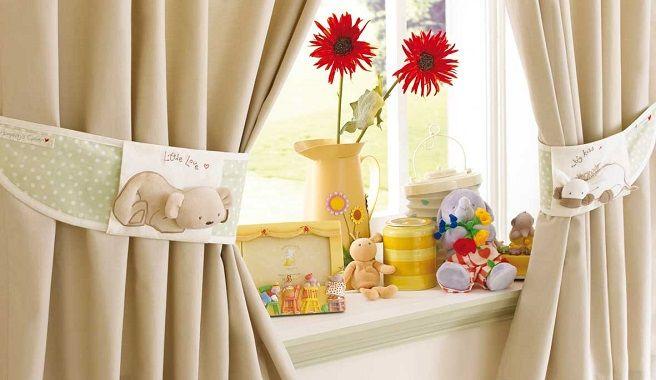 Las mejores telas para tus cortinas.,Escoger las cortinas es una