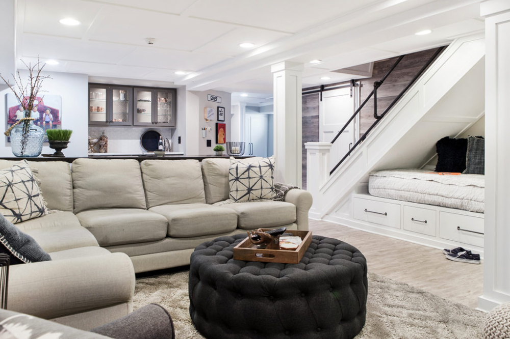 10 of the Best Basement Remodeling Ideas for Gaining Space & Storage