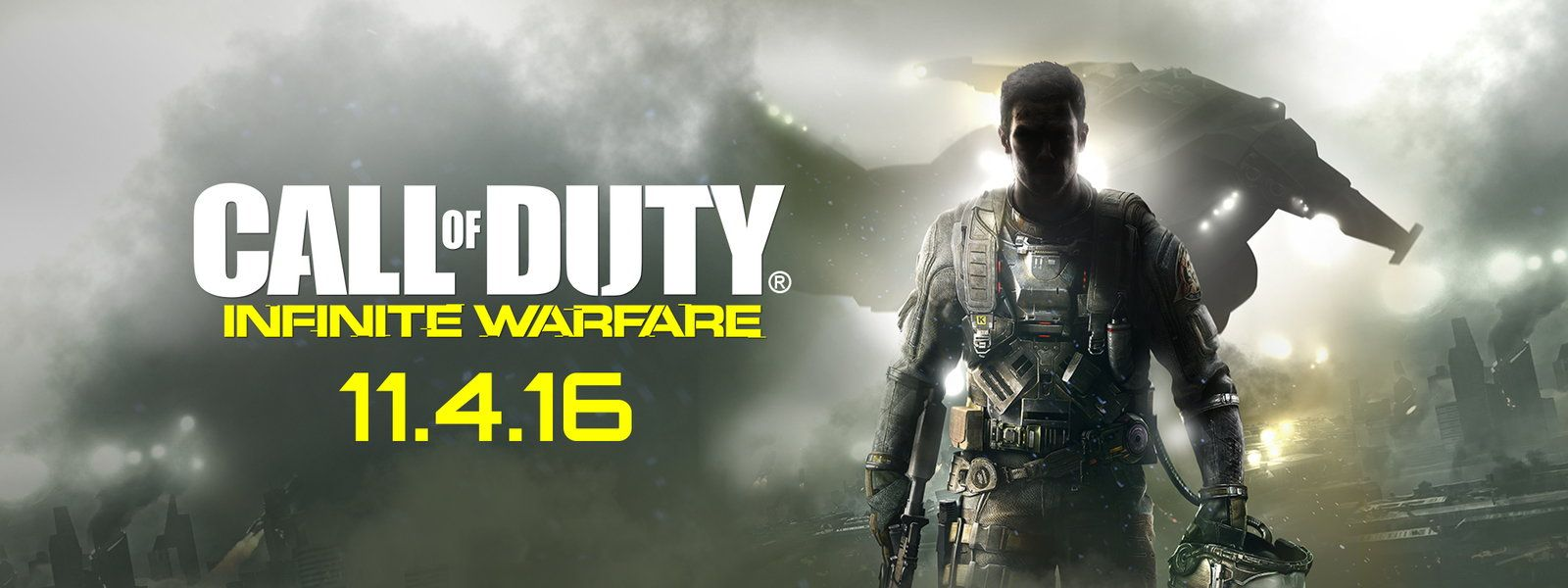 Leaked Call of Duty: Infinite Warfare trailer shows off inevitable ...