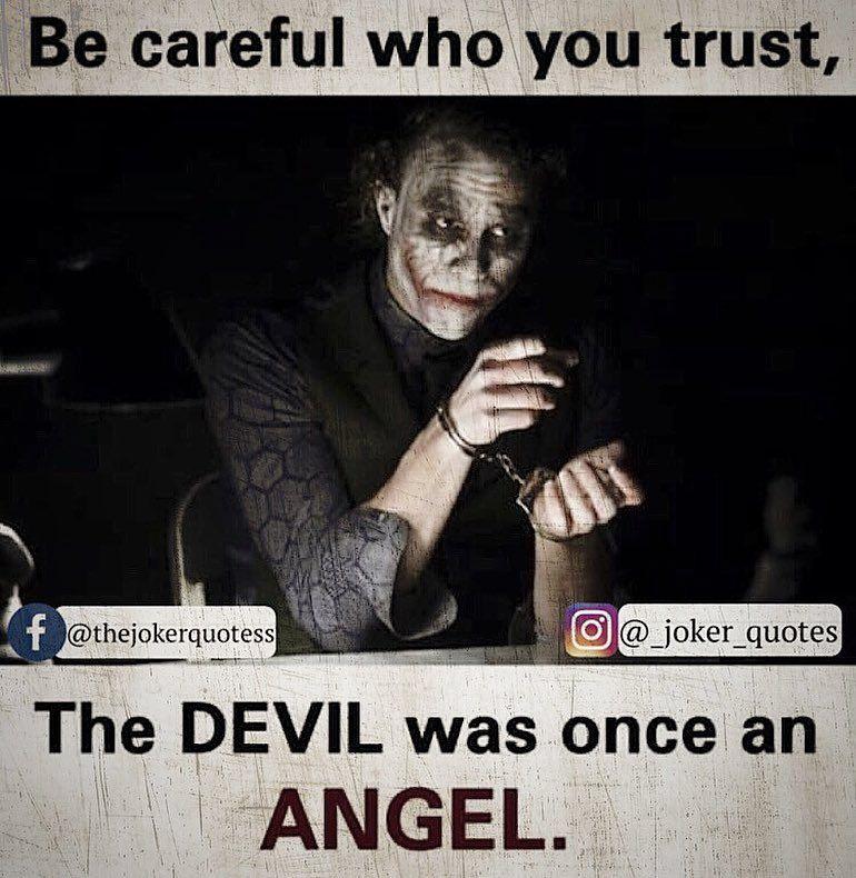 don t trust anyone joker quotes heath ledger joker quotes