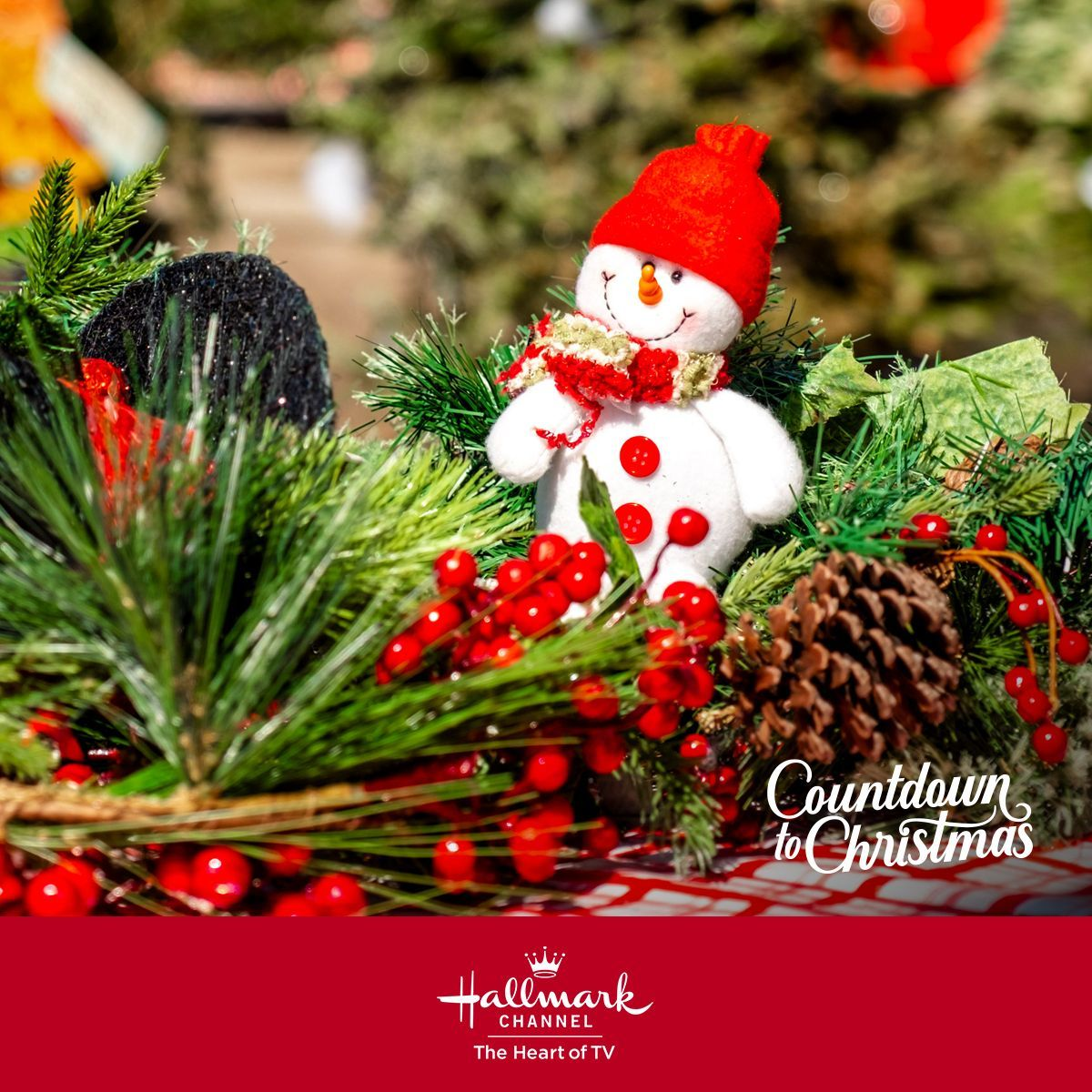 Every Friday Night Join Us For Countdown To Christmas Featuring All Your Favorite Hallmark Ch In 2020 Christmas Countdown Christmas Hallmark Channel Christmas Movies