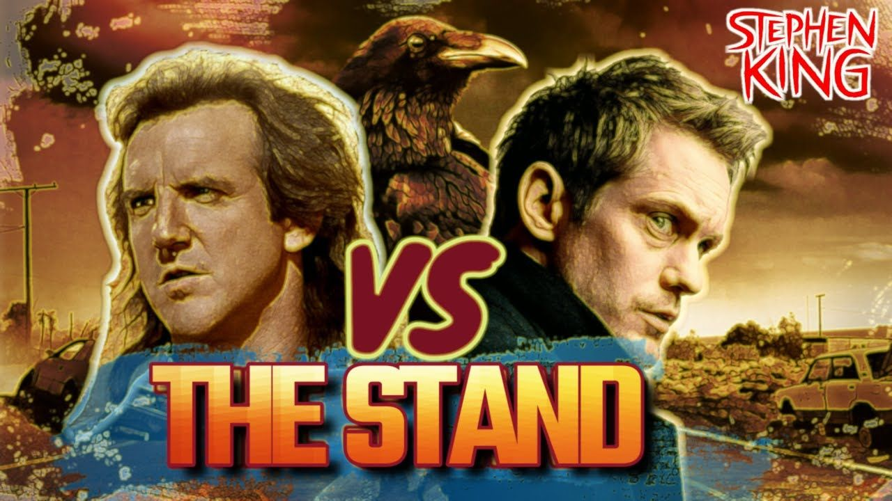 The Stand 2020 New Cast Vs Old Cast First Look Who Is Playing Who Ste In 2020 Stephen King It Cast Stephen