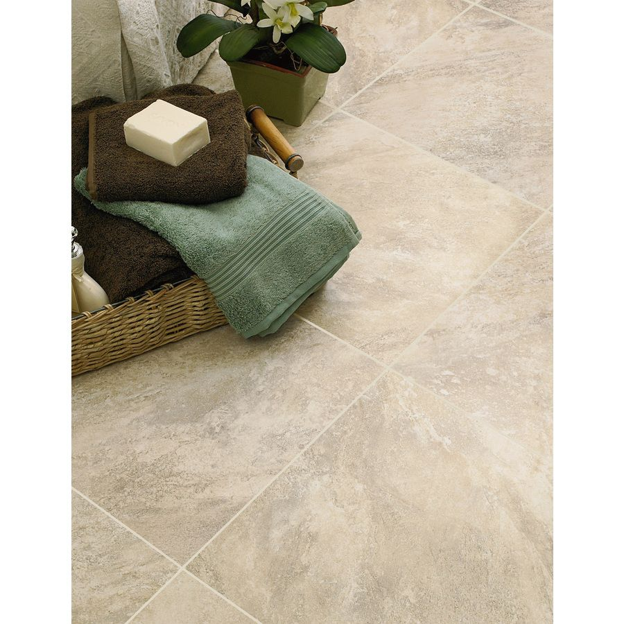 Shop Stainmaster 18 In X 18 In Groutable White Peel And Stick Luxury Vinyl Tile At Lowes Com Luxury Vinyl Tile Vinyl Tile Luxury Vinyl