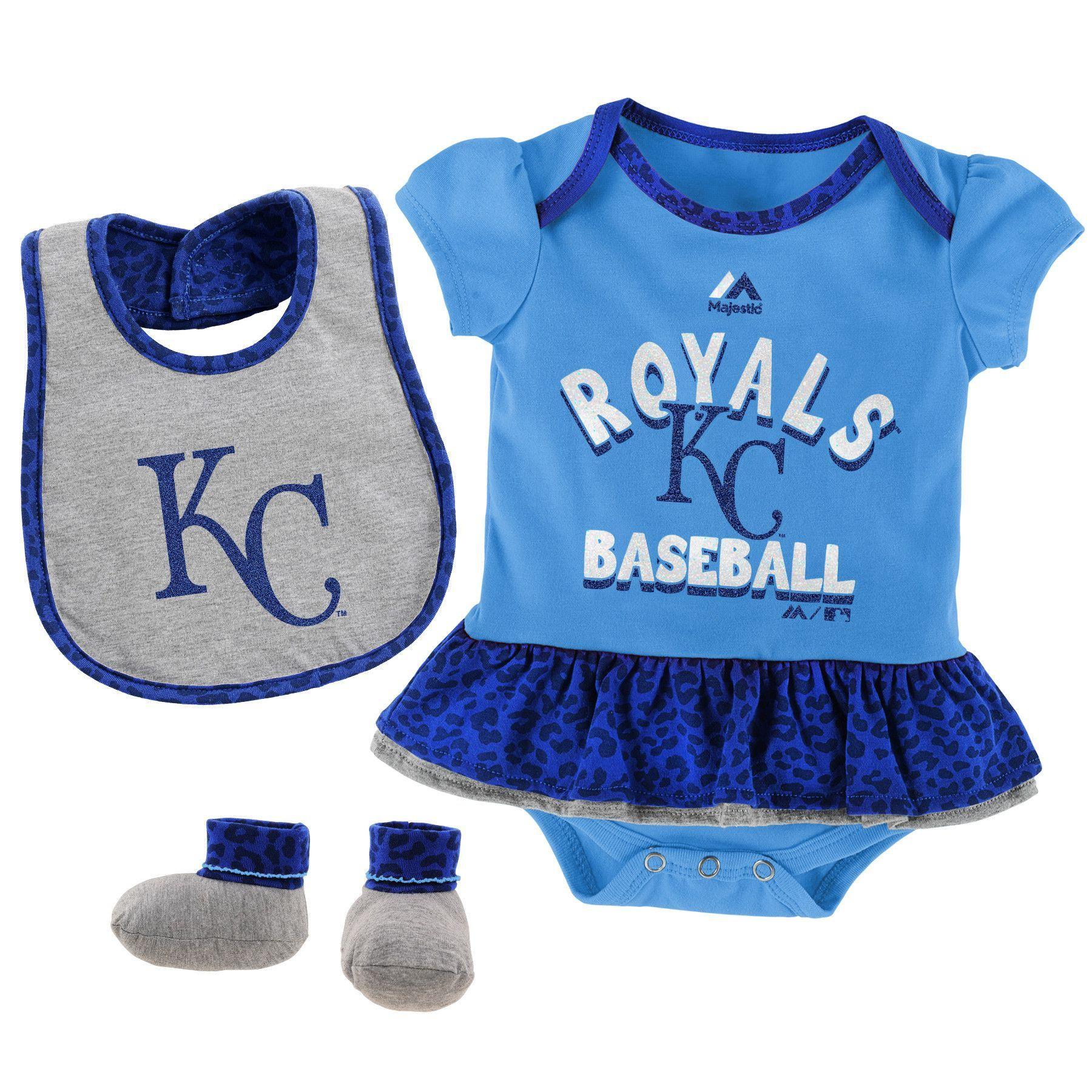 5efa6e2e Kansas City Royals Infant Wild Card Bib & Booty Set | Products ...