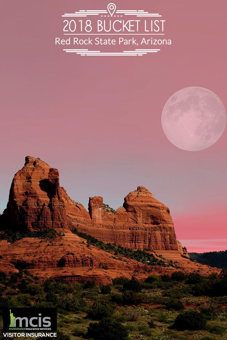Explore the unexplored red rock state park arizona for