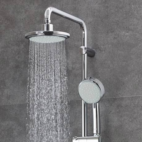 Grohe New Tempesta Cosmopolitan 160 Thermostatic Shower System   27922000