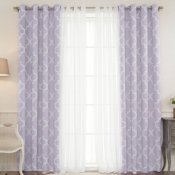 Found it at Wayfair - Mix & Match Curtain Panel