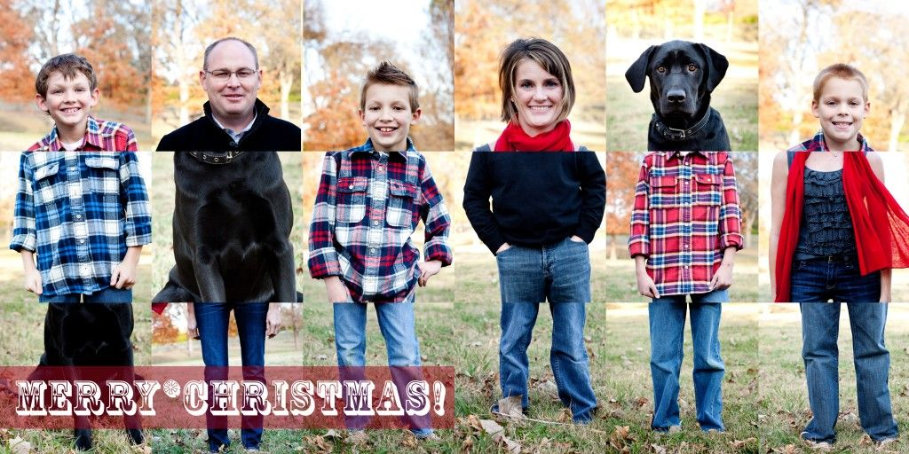 16 Hilarious Christmas Photo Ideas for Your Crazy (but Lovable ...