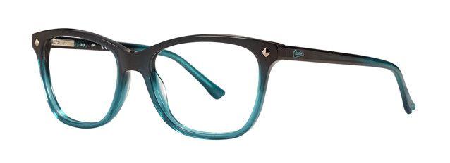 94ff15d8c4 ... Eyeglasses 3-Quarters view wholesale price 15ea8 1f13f  Candies Teal  1311164 authorized site 28379 2650d  Calvin Klein ...