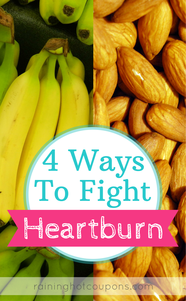 4 Ways To Fight Heartburn | Home remedies | Heartburn, Health remedies, Remedies