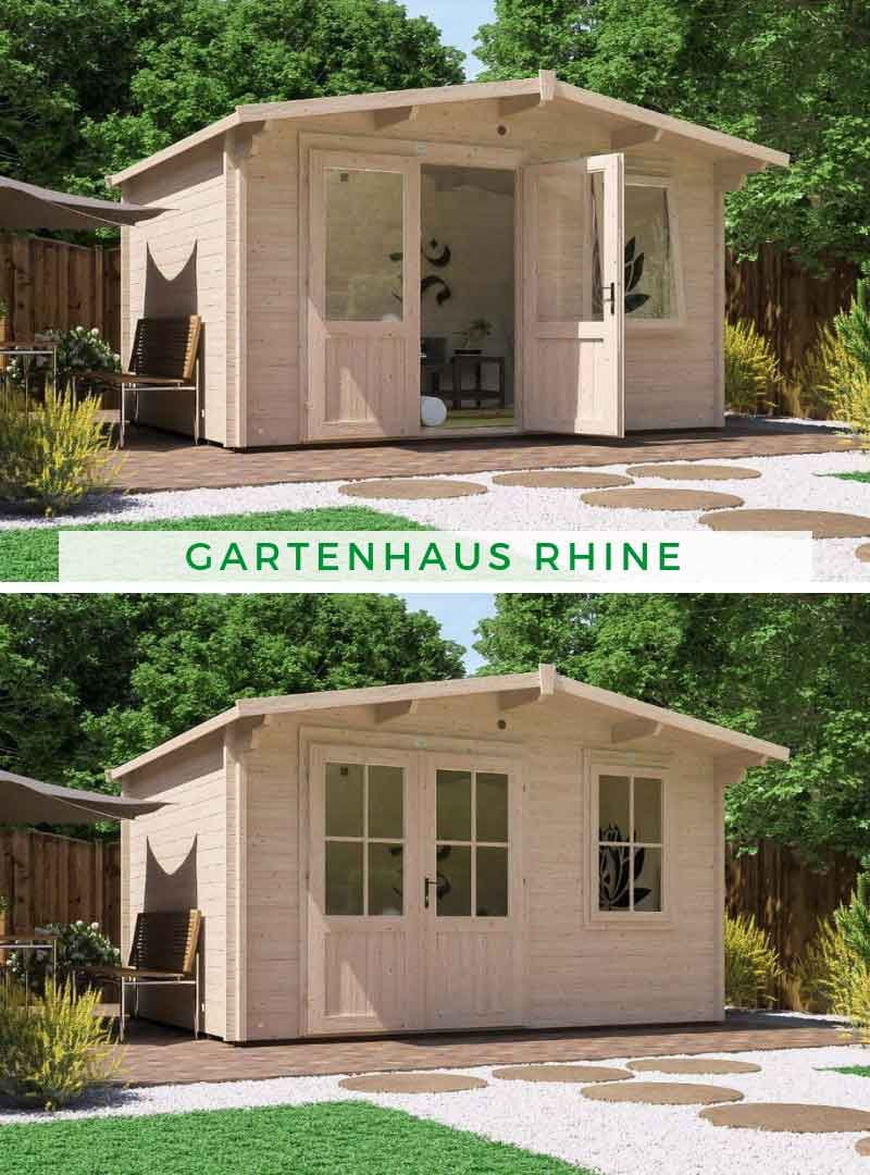Gartenhaus Rhine Gartenhaus Holz Gartenhaus Haus