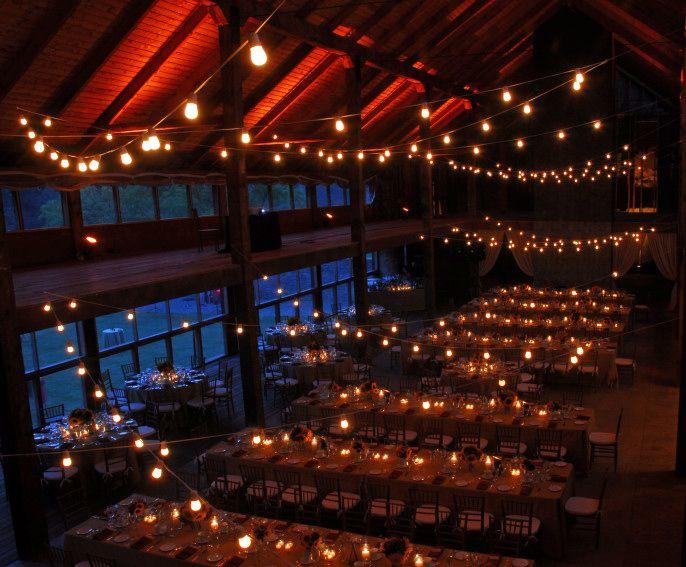 Grasmere Barn Wedding Reception In Rhinebeck Ny