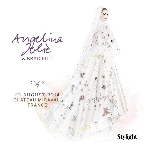 Gli 8 Abiti Da Sposa Piu Iconici Delle Celebrity Wedding Dresses Iconic Weddings Celebrity Wedding Dresses