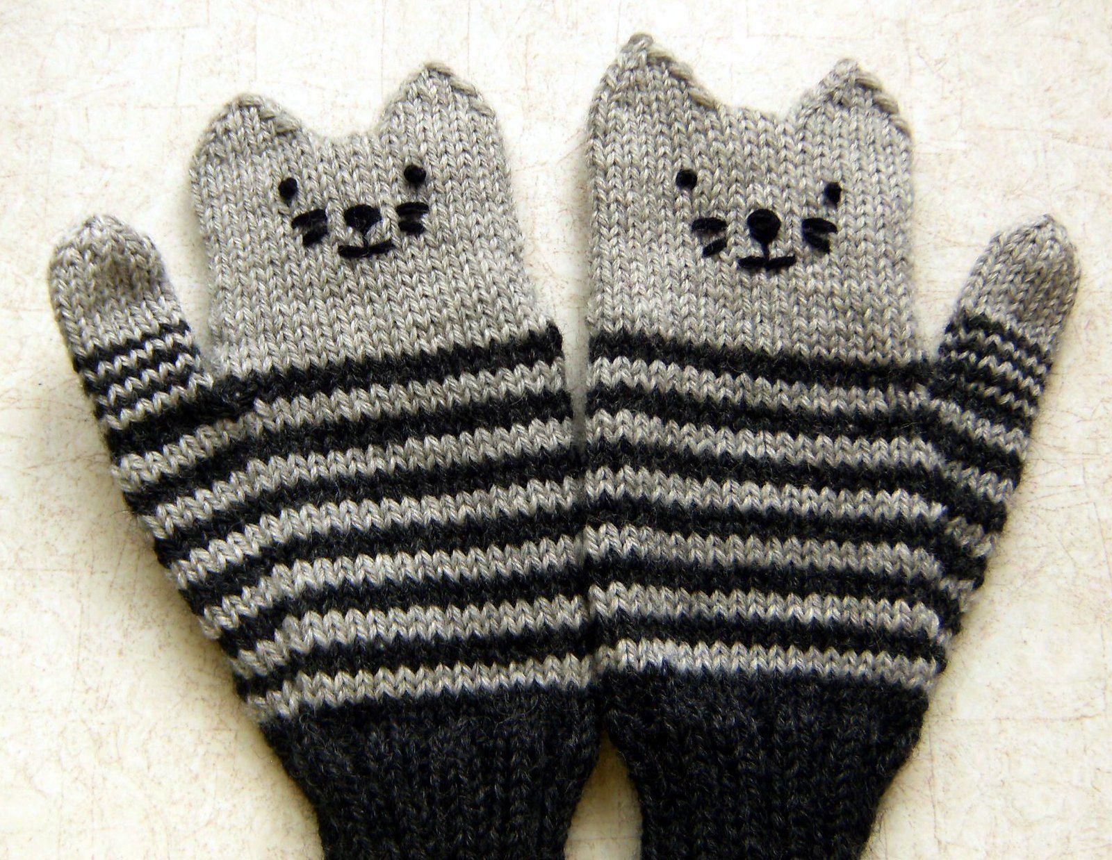Kitten Mittens 1 In