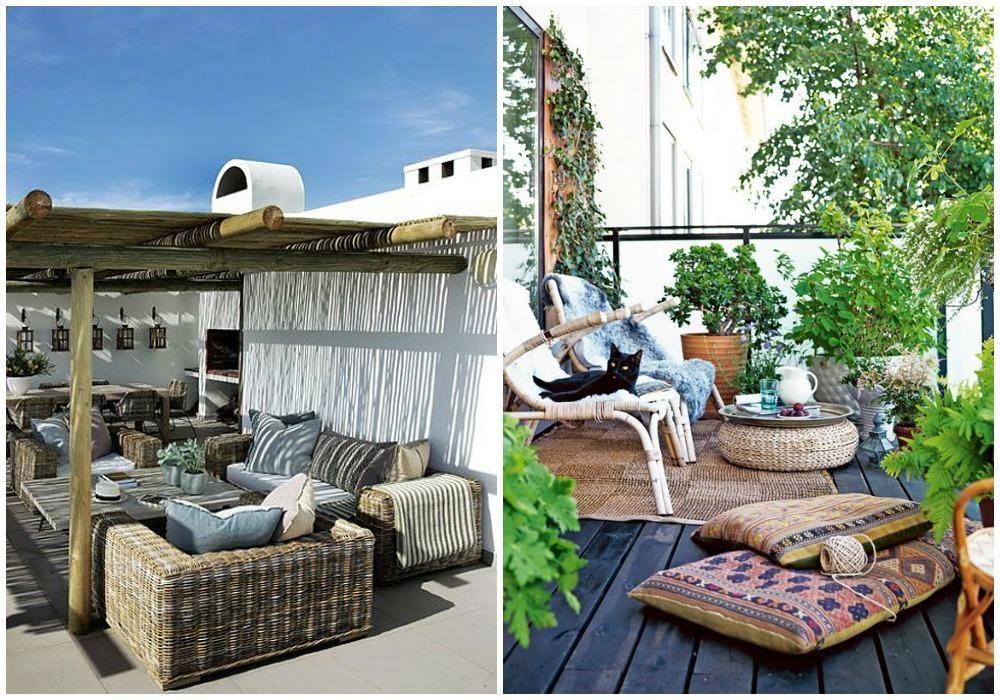 Terraza chill out proyectos que intentar home decor - Decorar terraza chill out ...