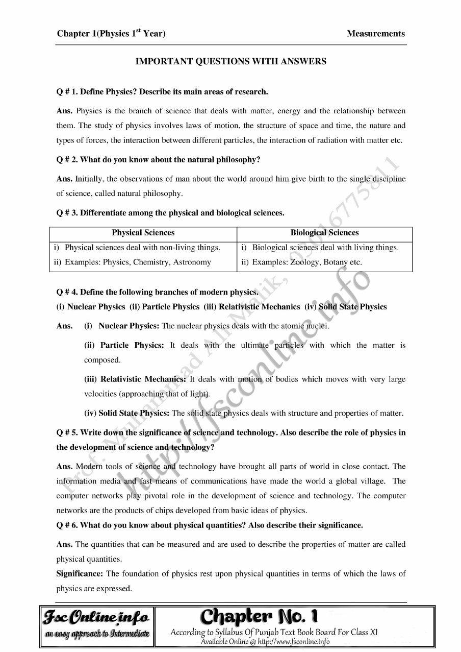 Chapter 1 Xi | Physics notes | Physics notes, Physics paper, Reading