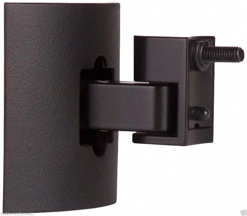 Bose Ub 20 Series Ii Black Speaker Wall Ceiling Bracket Mount Bose Home Theater Setup Speaker Wall Mounts Home Theater Projectors