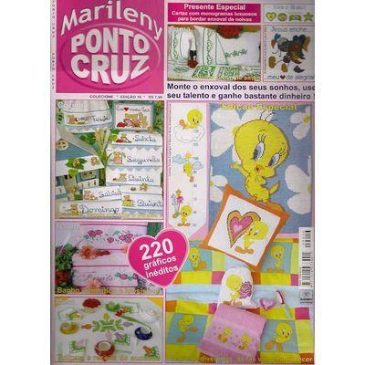 Revista Marileny Ponto Cruz Ed. Rimary nº16