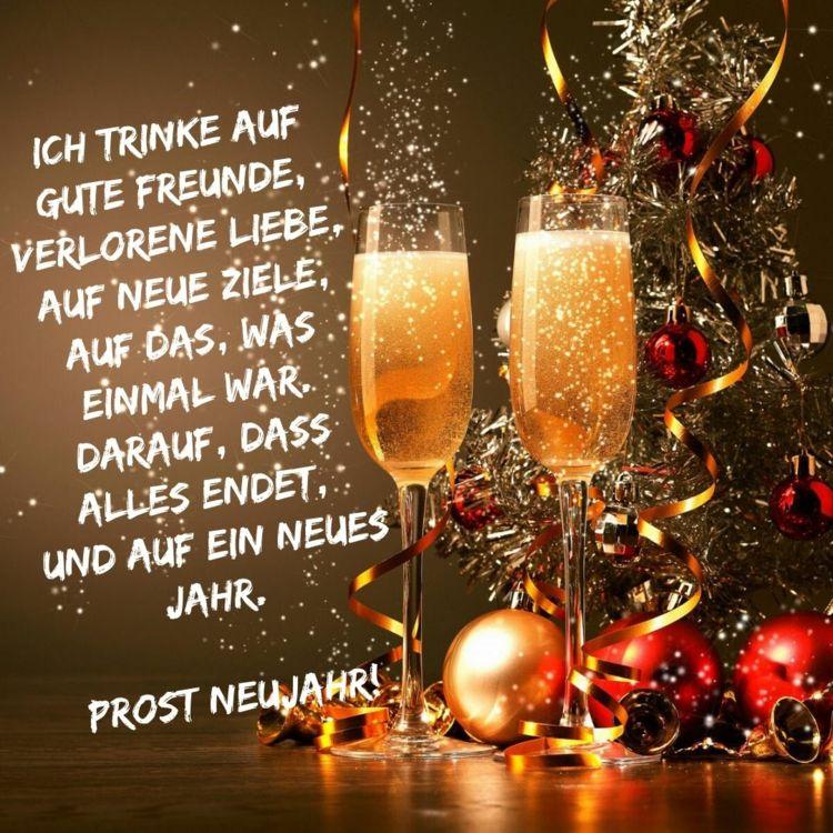 Silvesterspruche Neujahrsspruche 40 Ideen Fur Familie Freunde Neujahr Silvester Spruche Spruche Neues Jahr