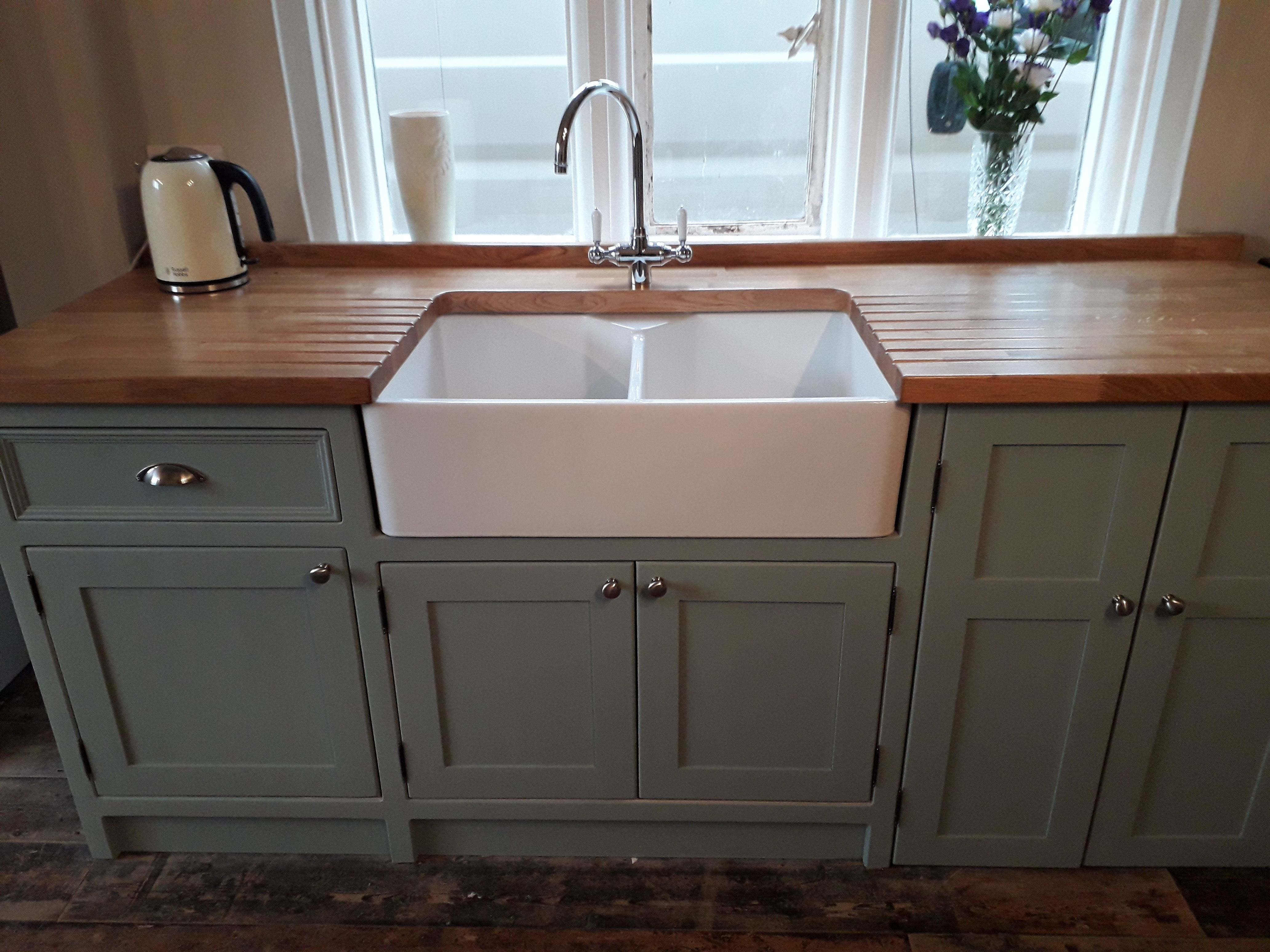 When Creating Your Kitchen With Us How Much Input You Have Is Completely Up To You Some Custome Free Standing Kitchen Units Freestanding Kitchen Kitchen Units