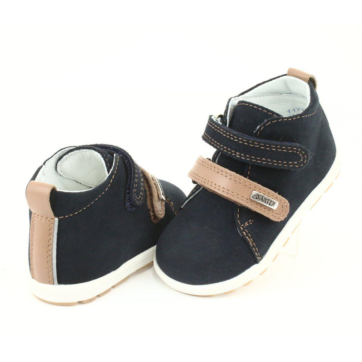 Profilaktyczne Trzewiki Chlopiece Bartek 11773 Granatowe Baby Shoes Shoes Fashion