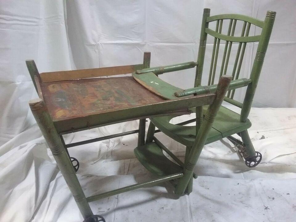 Sammlungsauflosunggeschaftsauflosungverkaufe Viele Schone Sehr Alte Kinderhochstuhlezustand Gebraucht Die Meisten Mussen He Antike Stuhle Antike Mobel Stuhle