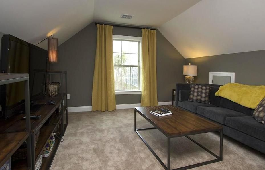 7 Miraculous Cool Ideas Cozy Attic Reading Attic Living Beautifulattic Floor Ideas Attic Office L In 2020 Attic Living Rooms Bonus Room Decorating Small Dressing Rooms