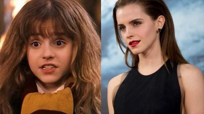 The Cast Of Harry Potter Then And Now 23 Pics Harry Potter Universal Harry Potter Age Harry Potter Actors
