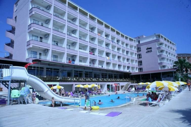 Ideal Beach Hotel Antalya Alanya Tatilarenasi Com Oteller Tatiller Alanya