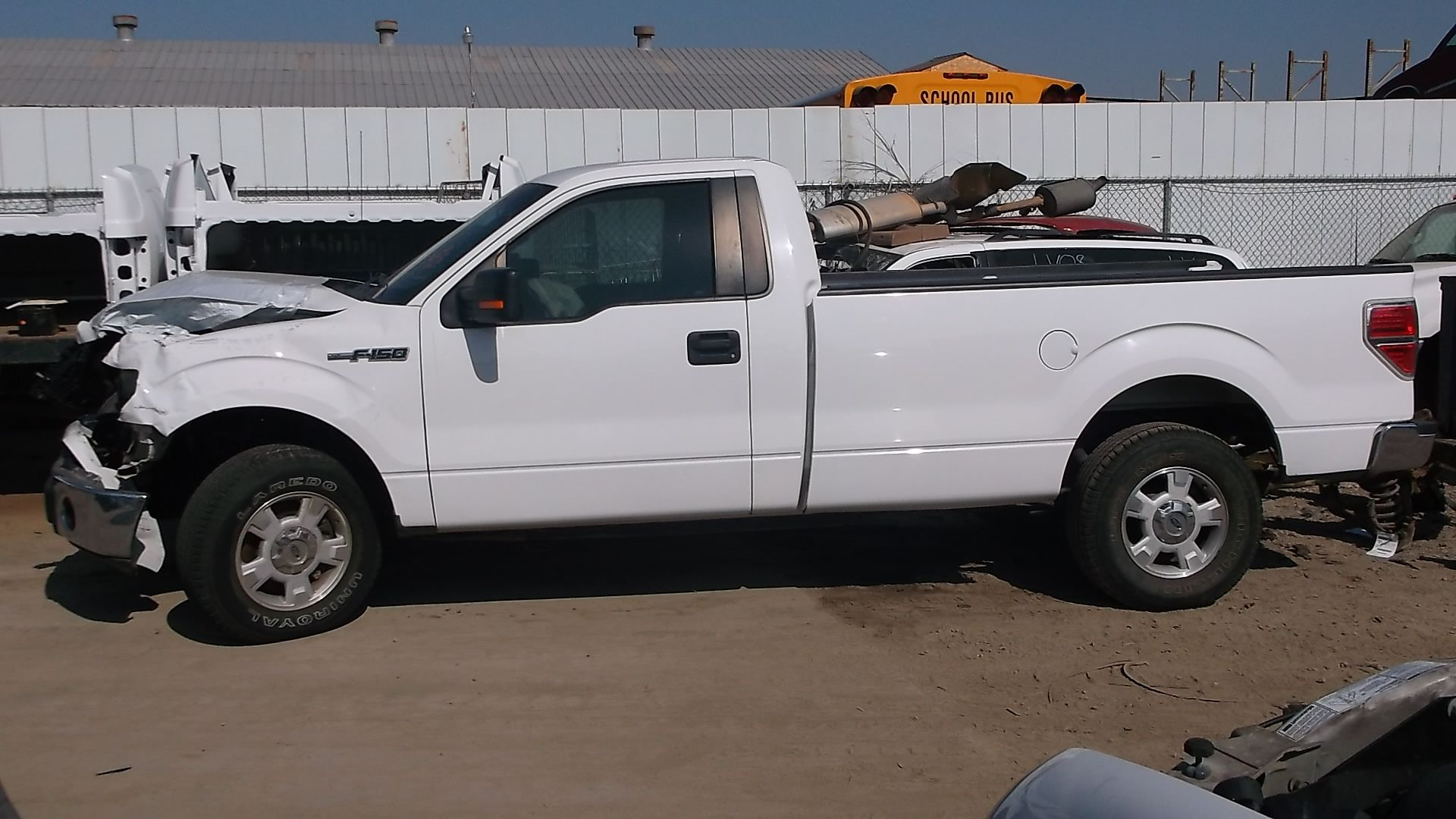 2010 Ford F150 XLT 8ft. Bed 2WD 5.4L with 40k Miles