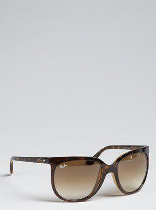 brown plastic 'Cats 1000' sunglasses