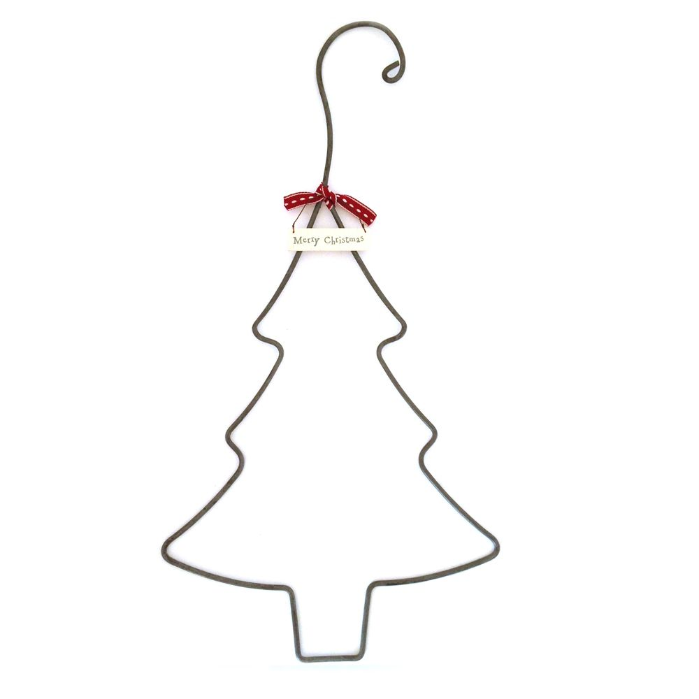 East of India zinc wire Christmas tree hanger | betty[b]is...already ...