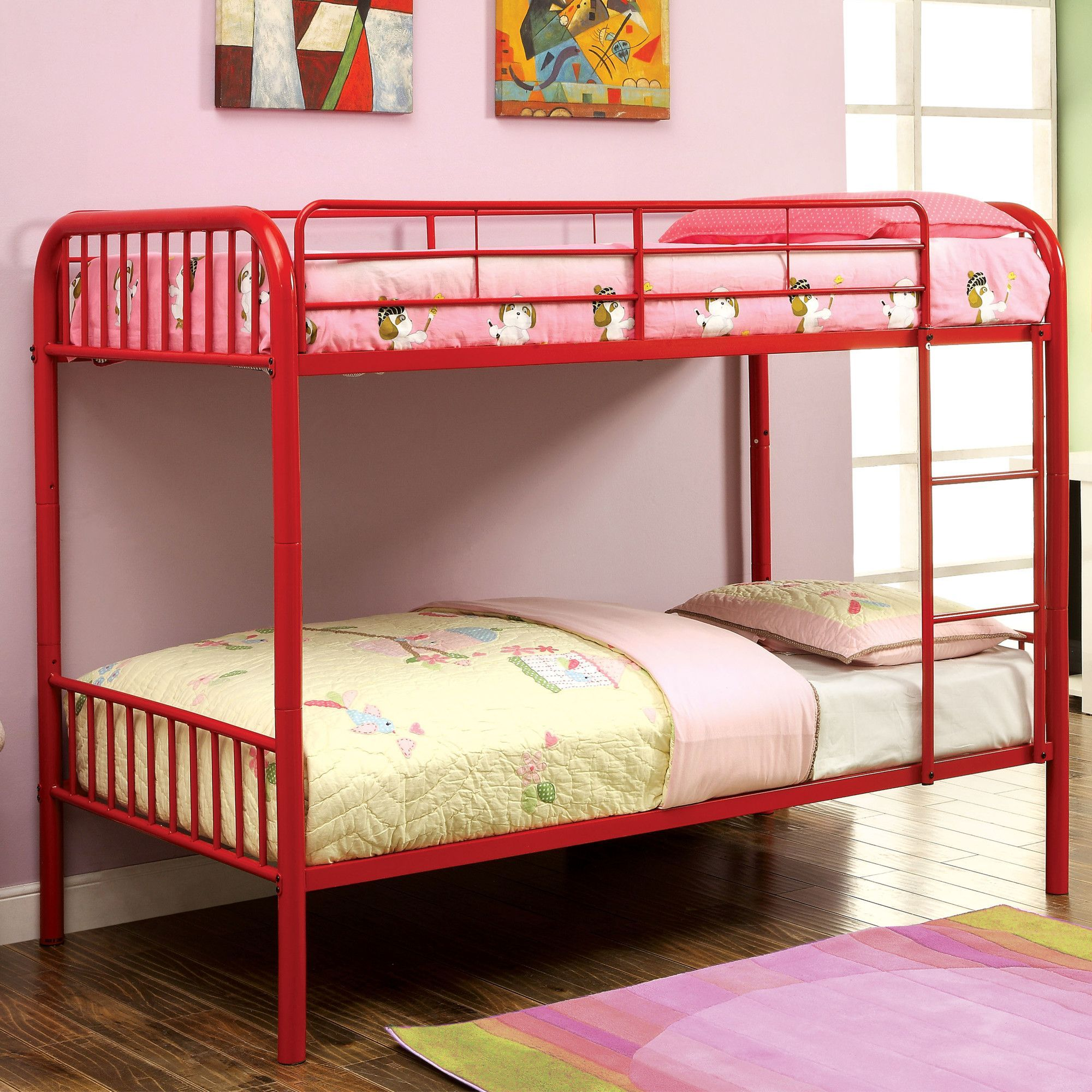 Cody Twin Bunk Bed
