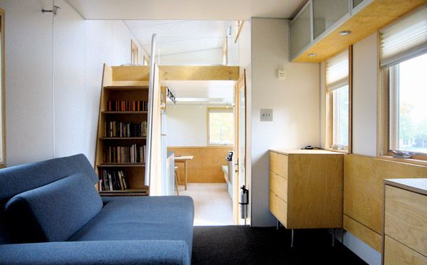 Tiny Houses Small Dwellings Of Every Shape And Size Tiny House Interior Small Spaces Tiny House Inspiration