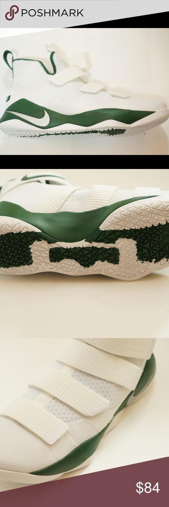 1ea0f7f10f29 🔥 Nike Lebron Soldier XI (11) TB Promo RARE White   BRAND SPANKIN ...
