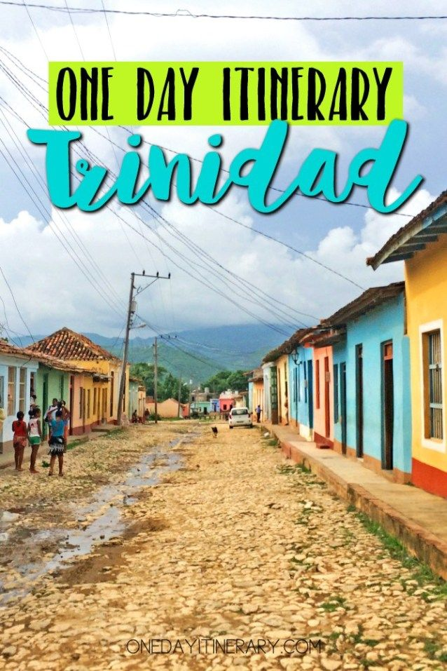 One Day in Trinidad Itinerary – Top things to do in Trinidad, Cuba