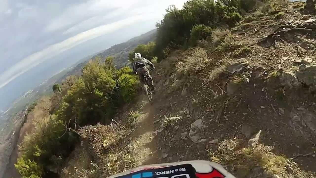 DH-FR Mountain Bike 2014 (CORSICA)