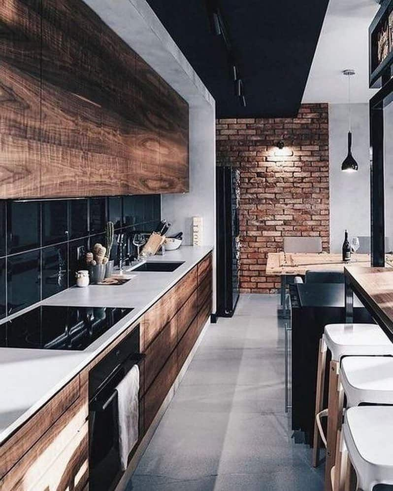 8 Best Small Kitchen Ideas 2020 Photos And Videos Of Small Kitchen Trends 2020 6 Interior Design Kitchen Traditional Kitchen Interior Kitchen Interior