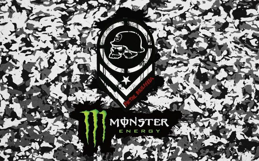 Monster Energy Wallpaper | Métal Mulisha | Pinterest