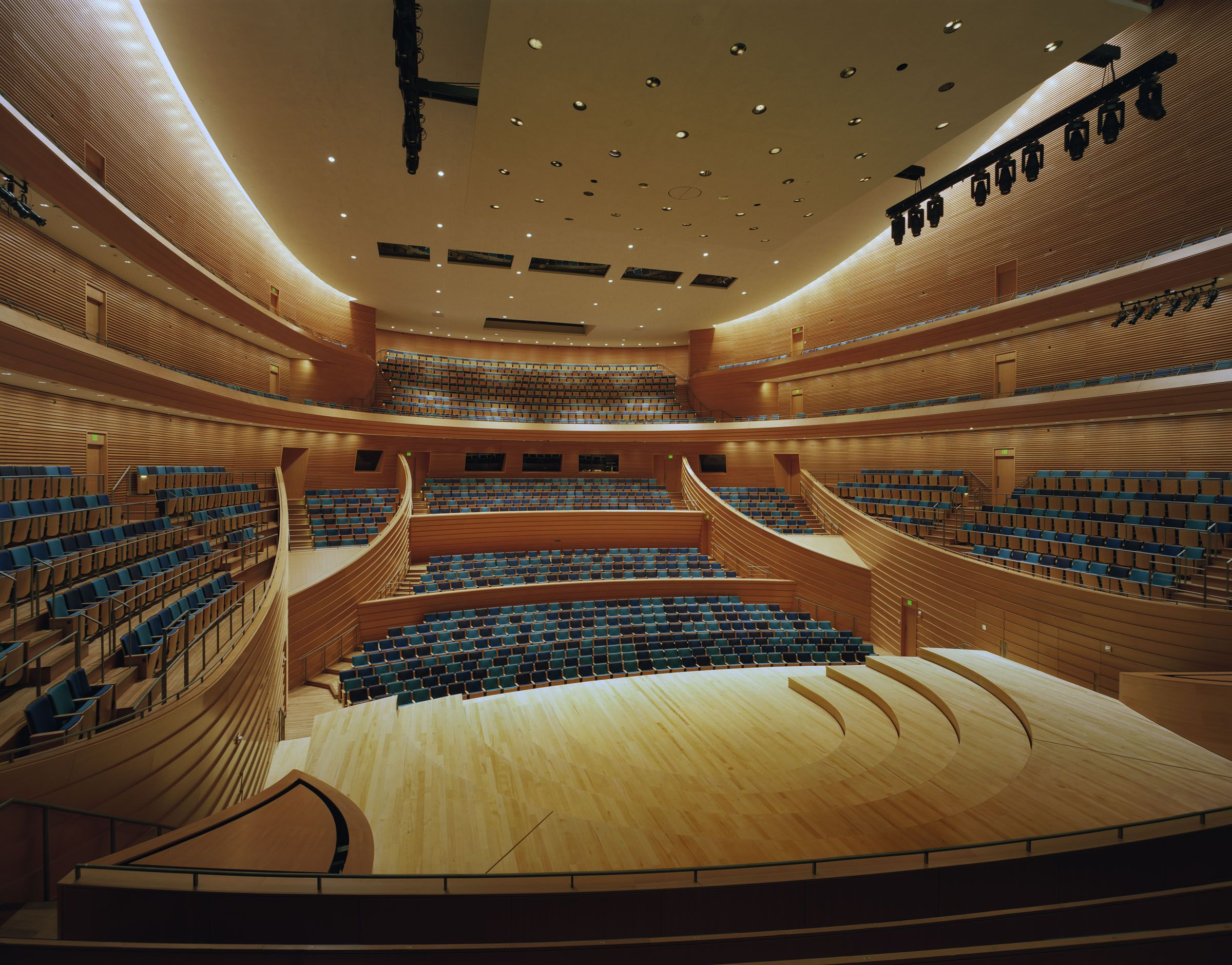 Helzberg Hall