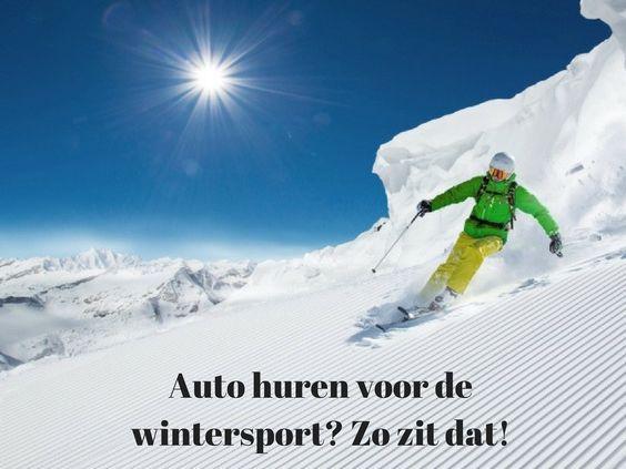 Kan ik een auto huren voor de wintersport? Waar moet je op letten? Lees het op het blog van Sunny Cars.