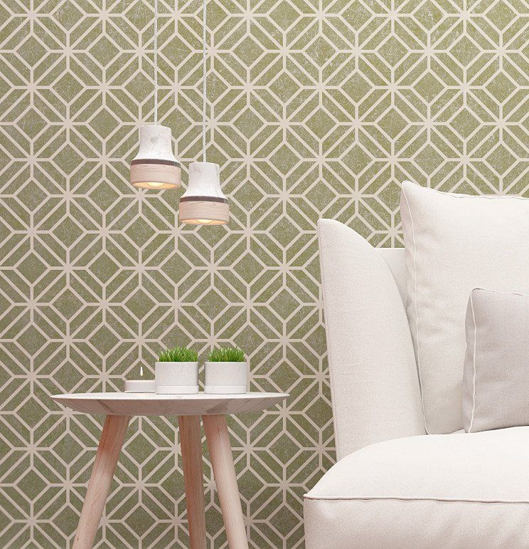 Augusta moroccan wall stencil seamless wall stencils fandeluxe Choice Image