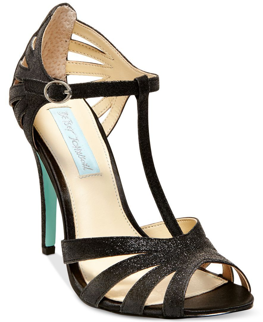 0587269b9 Blue by Betsey Johnson Tee Evening Sandals - Shop all Shoes ...