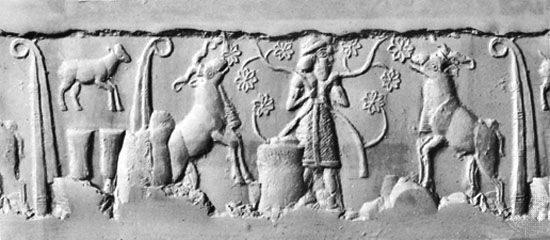 mesopotamian art and architecture miscellaneous faves pinterest