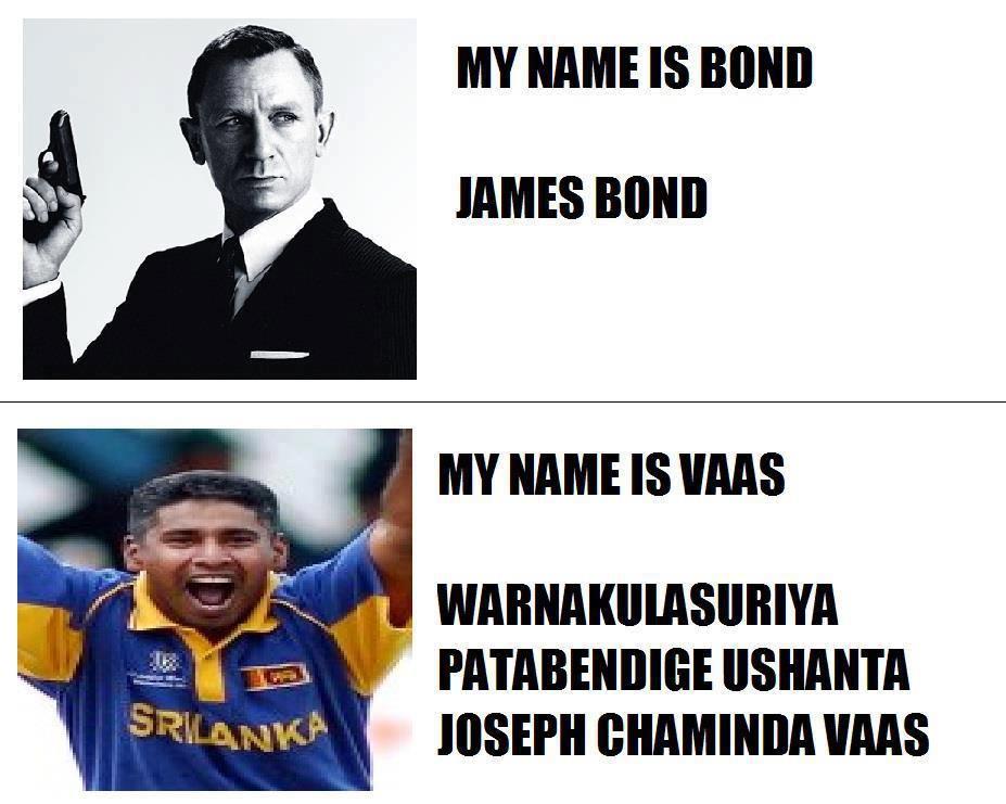 My Name Is Bond Desi Problems Bollywood Funny Desi Jokes