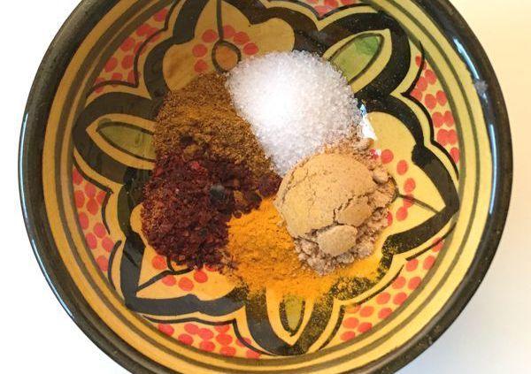 Indiase curry - Karlijnskitchen.com