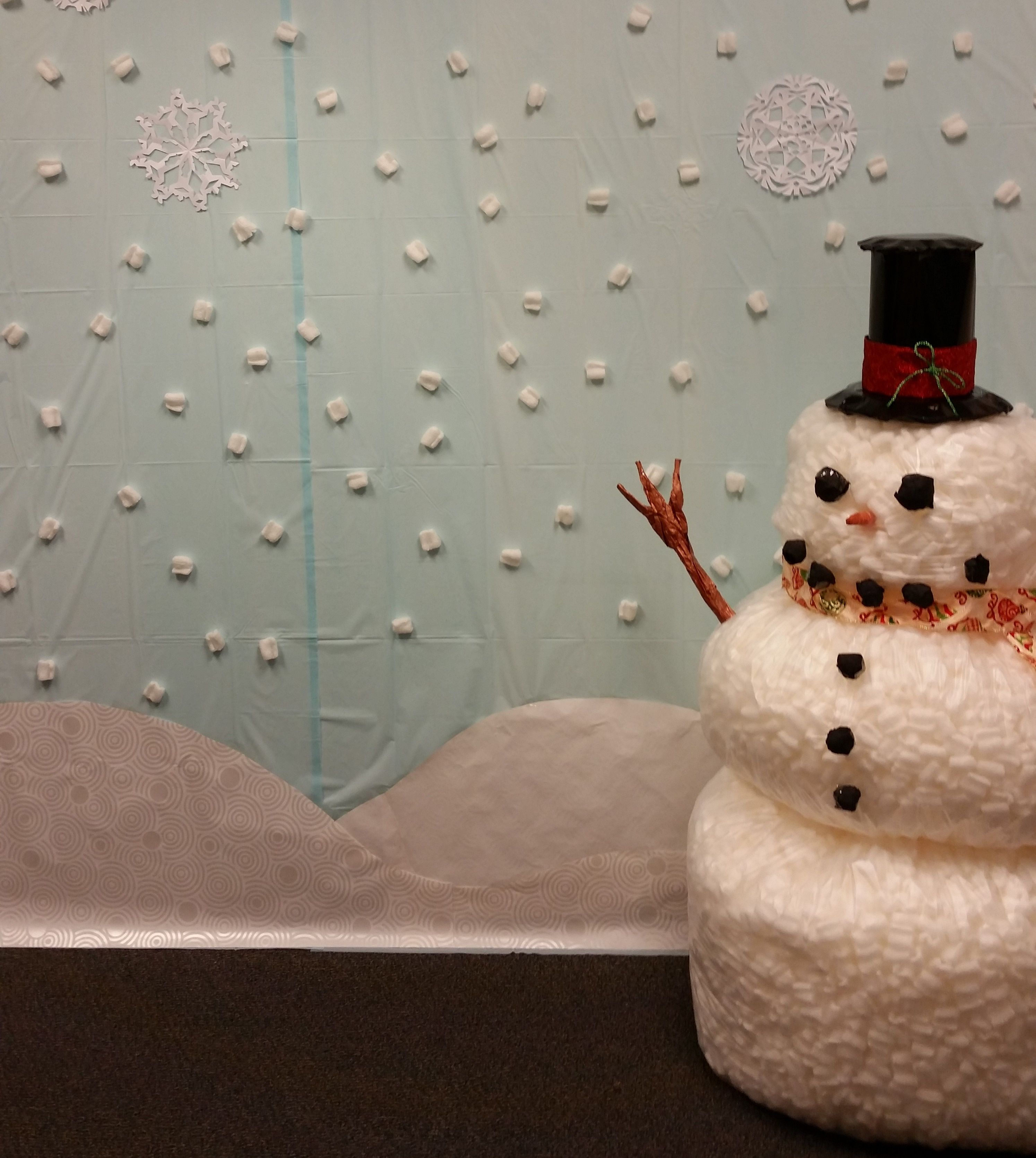 Frosty The Snowman Is Here At Paper Mart A Diy