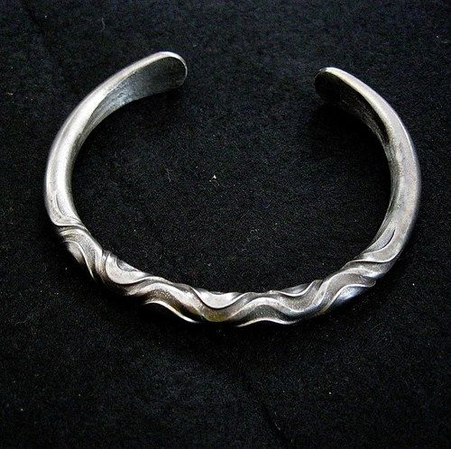 IRON BRACELET made by CELTSMITH for YOU.
